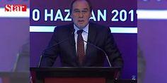 Yıldırım Demirören: Arda Turan benim gibi 'Evet' dediği için linç edildi: Türkiye Futbol Federasyonu Statüsü'nün 27. maddesi hükmü gereğince 01.06.2016-31.05.2017 dönemi ile ilgili olarak Olağan Genel Kurulu bugün saat 11.00'de Ankara JW #Marriott Oteli'nde başladı.   TFF Başkanvekili Hüsnü Güreli'nin açılışını yaptığı Olağan Genel Kurul'da çoğunluğun tutanakla tespitinin ardından, Spor Genel Müdürü Mehmet Baykan başkanlığında Divan Kurulu oluşturuldu. Saygı duruşunda bulunulması ve İstiklal…