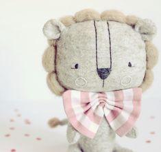 Minis Leo | Peluche handmade