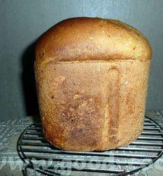 Пшенично-ржаной хлеб на кефире в хлебопечке - ХЛЕБОПЕЧКА.РУ - рецепты, отзывы, инструкции