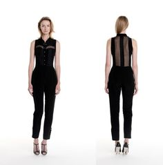 Azzaro Resort 2013: NOA Jumpsuit #Azzaro
