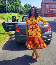 African fashion is available in a wide range of style and design. Whether it is men African fashion or women African fashion, you will notice. African Fashion Designers, African Fashion Ankara, Latest African Fashion Dresses, African Dresses For Women, African Print Fashion, Africa Fashion, African Attire, African Wear, African Women