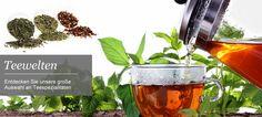 Nicht verpassen! Die Teewelten von Dolcana Tee-und Feinkost. Tolle hochwertige Produkte und faire Preise erwarten Sie
