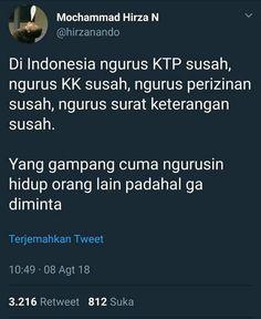 Quotes Lucu, Funny Memes, Jokes, Quotes Indonesia, Me Too Meme, Twitter Quotes, Adult Humor, Gemini, Laughter