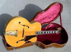 1941 Gibson L-5 Premiere Archtop Guitar, Guitars, Jazz Guitar, Music Instruments, Musical Instruments, Guitar