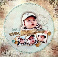 Lovely eyes,TCR #59