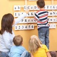 Teaching pre-reading skills to little ones. Lots of articles and ideas to look over.