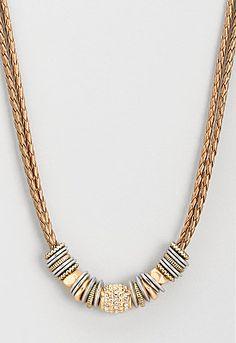 Danielle Charm Necklace....CJBanks
