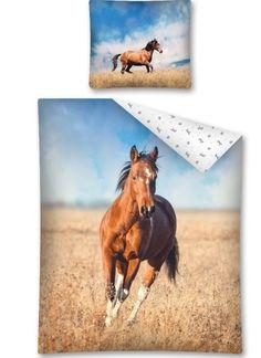 Bavlnené obliečky s motívom koňa Moose Art, Horses, Animals, Animales, Animaux, Animal, Animais, Horse