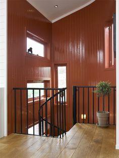Slik skaper du en varm velkomst i trappen - ifi.no