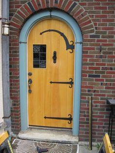 Bon Round Top Door   By Davewest1 @ LumberJocks.com ~ Woodworking .