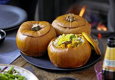 Once carved to perfection, don't forget to put the rest of your pumpkin to good use. From sweet classics to savoury mains, the options for the bright orange squash are endless.