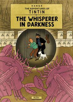Tintin in Innsmouth