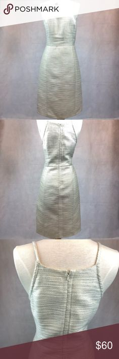 Anthropologie Paper Crown Formal Wedding Dress Excellent used cond., worn a couple of times! Great for weddings as a wedding guest or bridal showers! Knee length, if you need measurements ill be more than happy to provide them 😋 Anthropologie Dresses