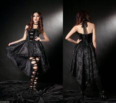 SIMPLESMENTE MULHER: Vestidos Góticos