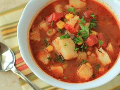 Easy Fish Stew