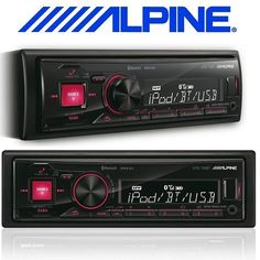 Alpine UTE-72BT Bluetooth USB Aux In Car Radio Stereo Mp3 Player Ipod Iphone