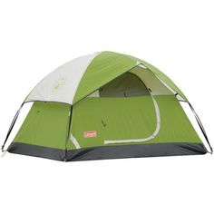 Coleman Sundome 4 Person Tent Green Camping Outdoor Hiking Shelter Canopy for sale online Pop Up Camping Tent, Best Tents For Camping, Pop Up Tent, Family Camping, Tent Camping, Camping Hacks, Camping Gear, Outdoor Camping, Outdoor Gear