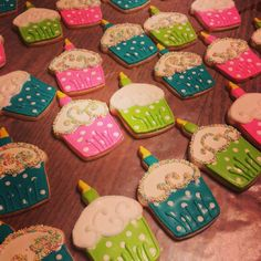 From my friend Tiffany.......Cupcake cookies