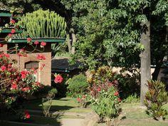 #GraceBandawe Hotel & #ConferenceCentre #Blantyre #Malawi Campsite, Lodges, Cottage, Outdoor Structures, Places, Camping, Lugares, Cottages, Cabin