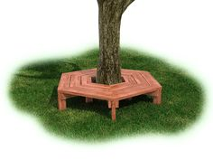The Wrap Around Tree Bench is the perfect place to sit and ponder on the natural preschool playground. Install the Wrap Around Tree Bench around a tree on your playground to provide the children with a natural, shaded seating area. … READ MORE