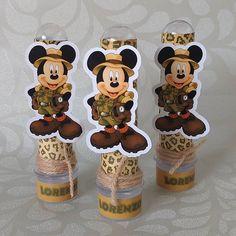Prince Birthday Party, Mickey Mouse Birthday, Mickey Minnie Mouse, Birthday Themes For Boys, Boy First Birthday, Safari Party, Safari Theme, Sweet Party, Mickey Party