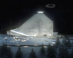 A waste-to-energy power plant in Denmark that blows smoke rings and has a ski slope - Telegraph