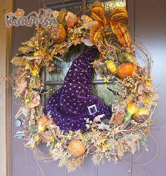 Halloween decoration at my front door