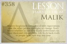 [AC] Lesson #358: Malik