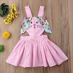 Girls Easter Dresses, Baby Girl Dresses, Cute Dresses, Short Dresses, Toddler Dress, Toddler Girl, The Dress, Pink Dress, Toddler Fashion