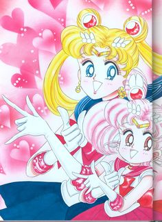 Bishoujo Senshi Sailor Moon Original Picture Collection Vol. II | Manga Style!