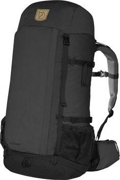 c4aa62e724d Fjallraven Kaipak 58 Backpackerudstyr, Campingudstyr, Lynlås, Rygsække,  Rejser