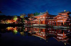 JR東海 「そうだ京都行こう」 2017年 平等院夜間特別拝観