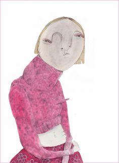 Frida Wannerberger's new illustrations