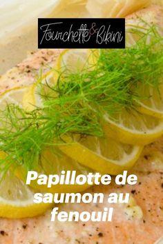 Découvrez notre recette de papillotte de saumon au fenouil !