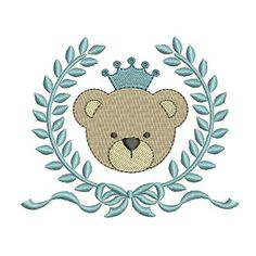You are being redirected. Baby Embroidery, Hand Embroidery Designs, Ribbon Embroidery, Embroidery Stitches, Machine Embroidery, Teddy Pictures, Hello Kitty, Crown Logo, Sweetest Day