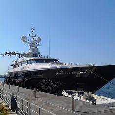 #mariu #codecasa #superyacht #portodicagliari #molodogana #cagliari #Island #sardinia #italy Length 49.90m / 164ft Beam 9.50m / 31ft Draft 3.40m / 11ft Year Built 2003 Exterior Designer Codecasa Builder Codecasa Hull Steel Classification Lloyd's Register Cabins total 6 Cabins Cabins 1 Master, 1 VIP, 4 Double, Guests 12 Crew 12 Max. Speed 17.5 Knots Cruising Speed 15 Knots