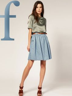 need to find a full skirt for spring