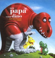 Een papa voor dino - Bart Demyttenaere Dinosaur Stuffed Animal, Bee, Holiday Decor, Projects, Kids, Animals, Log Projects, Young Children, Honey Bees