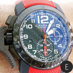 Angus Davies provides an in-depth review of the Graham Chronofighter Oversize Superlight Carbon. This watch weighs less than 100 grammes and is made of cutting-edge materials.  http://www.escapementmagazine.com/articles/graham-chronofighter-oversize-superlight-carbon---in-depth-watch-review-by-escapement.html
