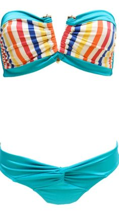 Rainbow and teal!:) www.soakswimwear.multiply.com/products
