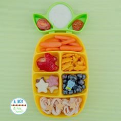 A Boy & His Lunch: Super Simple Nibble Tray Lunch. Lots of fun Bento ideas