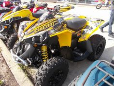 2012 Can-Am RENEGADE 1000  - AUTOMATIC,RON WOODS RACING EXHAUST,ONLY 93 MILES #forsale