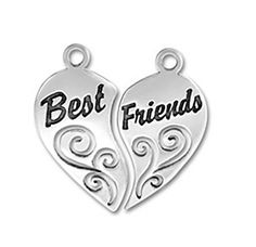 Sterling Silver Necklace Heart Best Friends Pendants 18 Inch Chains Corinna-Maria Necklaces http://www.amazon.com/dp/B01B0916SY/ref=cm_sw_r_pi_dp_iXjbxb021HF7T