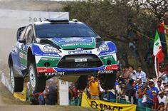 WRC: Todo el Rallye de México en vídeo