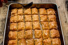 NYT Cooking: Pistachio Baklava