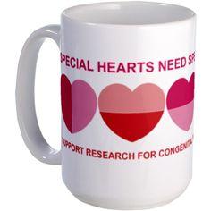 Special Hearts Mugs by specialhearts