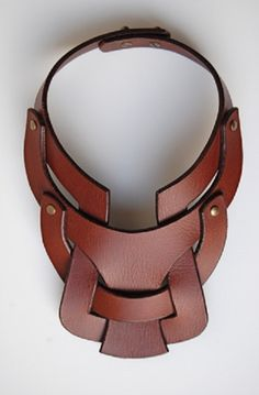accessorize your neck with this amazing collar by Anuk Harvey!
