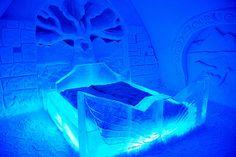 Ice Tree Bed