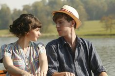 """""""Cheerful Weather for the Wedding"""" ~ Felicity Jones as Dolly"""