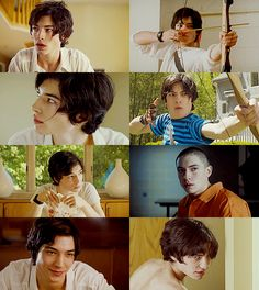 We need to talk about Kevin - Ezra Miller absolutely freaked me out in this movie...such an amazing actor.